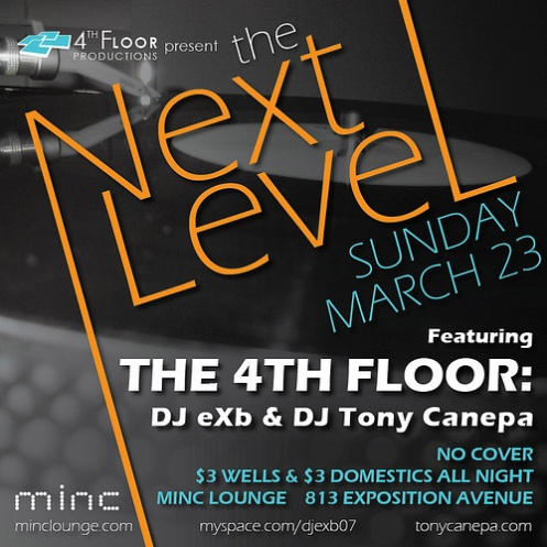 Next Level Flyer - 032308